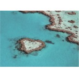 1000pc Jigsaw - Great Barrier Reef (Made From High Quality European Blue Board)