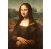1000pc Jigsaw - Mona Lisa (Made From High Quality European Blue Board)
