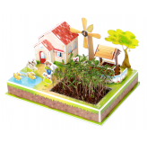 "3D Puzzles: ""WINDMILL FARM"""