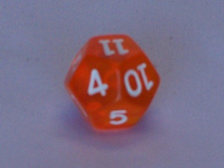 Dice - 12 Sided Dice Coloured