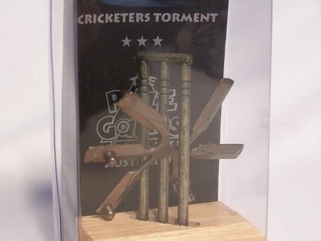 Colonial Classics Metal Wood Base - Cricketer's Torment