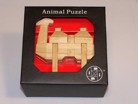 Le Mi Arts Series - Animal Puzzle-Camel