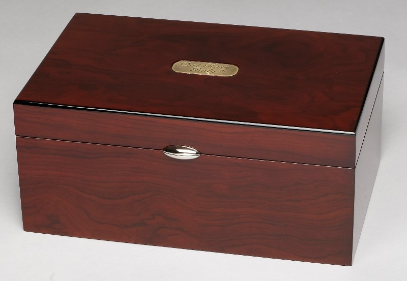 Dal Rossi Italy Chess Pieces - Storage Box to suit 85mm or 95mm Chess Pieces