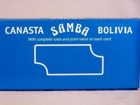 Playing Cards - Samba/Bolivia/Canasta, triple pack