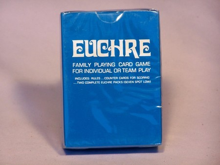 Playing Cards - Playing cards, Euchre