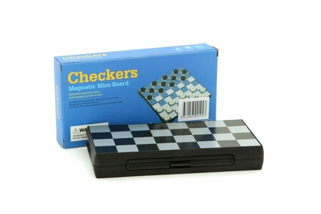 """Magnetic - Games Checkers 7"""""""