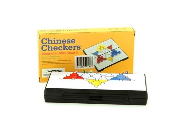 Magnetic Games - Chinese Checkers 7""