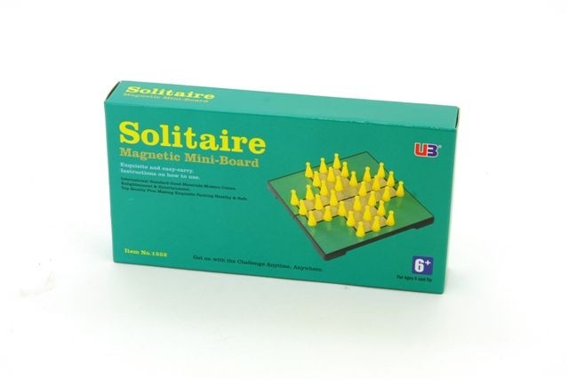"""Magnetic Games - Solitaire 7"""""""