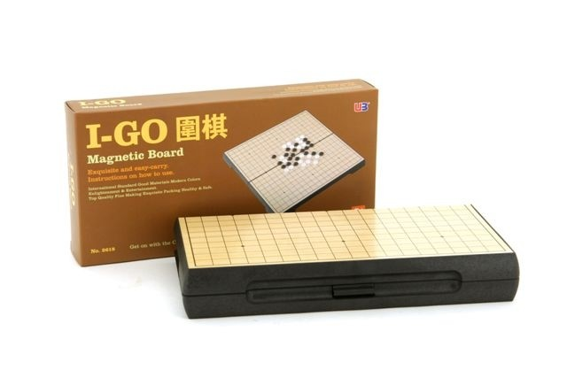 Magnetic Games - Magnetic Go 10""