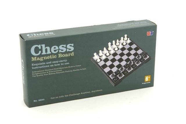Magnetic Games - Chess 10""