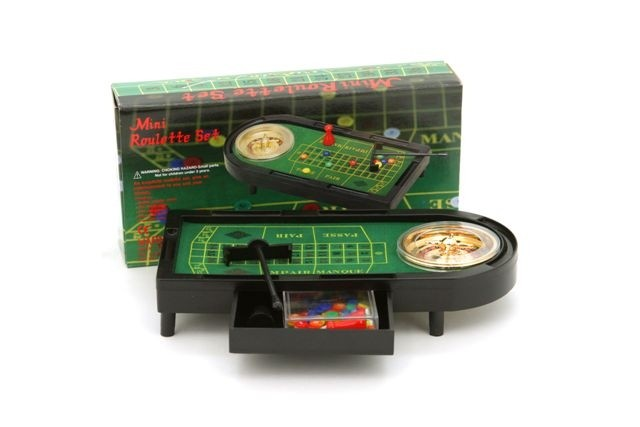 Roulette Set, Small