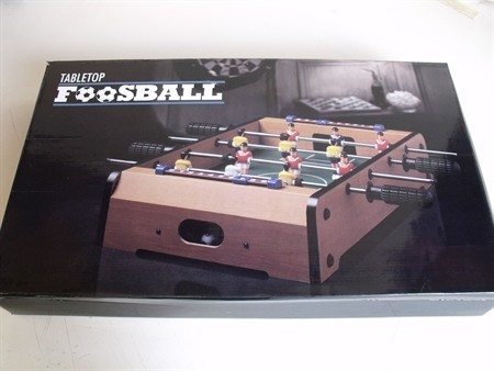Miscellaneous Games - Football Table Large 51x31x10cm
