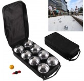 Boule Games - Boule Game Set 8 Canvas Bag Green