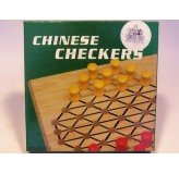 Chinese Checkers, travel, wood,7