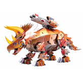 "3D Puzzles: ""THE ROBOT TRICERATOPS"""