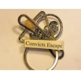 HERITAGE Metal Puzzles - Convicts Escape