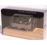 Colonial Classics Metal Wood Base - Star Shuttle