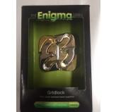 Enigma Series - Gridlock Puzzle