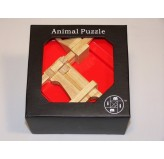 Le Mi Arts Series - Animal Puzzle-Dog