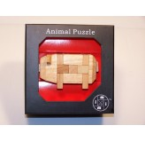 Le Mi Arts Series - Animal Puzzle-Pig
