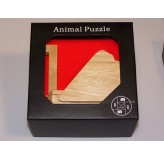 Le Mi Arts Series - Animal Puzzle-Swan
