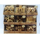 Eco Puzzle Display 18 Assorted @b $5.50ea