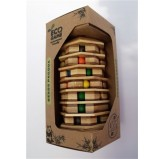 "Bamboo Puzzles ""ECO Series"" - Screw Tower 3"