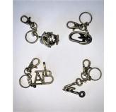 Key-ring Series LOOSE 4 Puzzle
