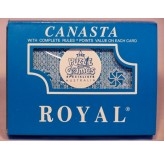 aPlaying Cards - Royal Canasta
