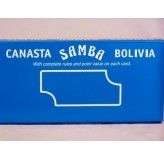Playing Cards - Samba/Bolivia/Canasta, triple pack