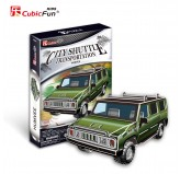 "Cubic Fun - 3D Puzzle: ""City ShuttleTransportation - Hummer"""