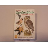 Heritage Playing Cards - Garden birds Of Britain
