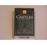Heritage Playing Cards - Castles, English Heritage