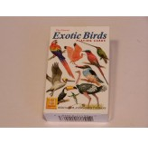 Heritage Playing Cards - Exotic Birds