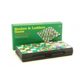 Magnetic Games - Snakes & Ladders 10""