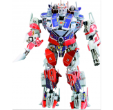 "3D Puzzles ""Big Red Robot"""
