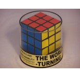 Miscellaneous Games - Magic Cube large acrylic tube Puzzle PVC