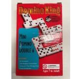 Dominoes - Domino King, colour dots, mini