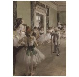 Enigma Brand 1000pc Jigsaw - The Dancing Class Edgar Degas (Made From 100% High Quality European Blue Board From Holland)