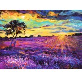 Enigma Brand 1000pc Jigsaw - Sunset  (Made From 100% High Quality European Blue Board From Holland)