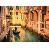 Enigma Brand 1000pc Jigsaw - The Water City Venice  (Made From 100% High Quality European Blue Board From Holland)